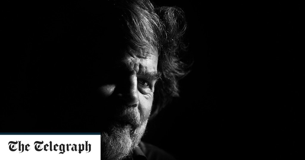 20 reasons why Reinhold Messner is the world's greatest living man