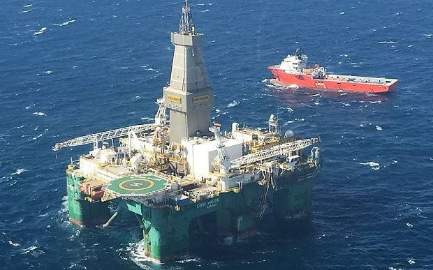 Argentina to take legal action against UK for Falklands drilling