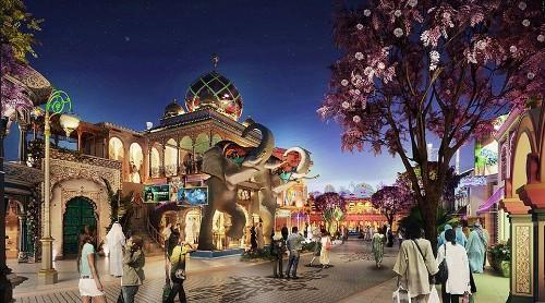 The world's strangest theme parks
