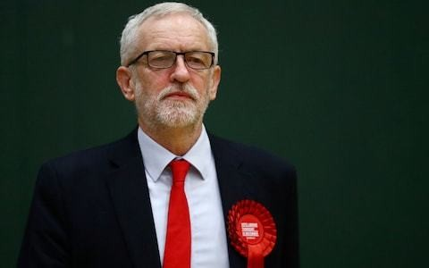 Jeremy Corbyn says he will not lead Labour into another election following his party's defeat