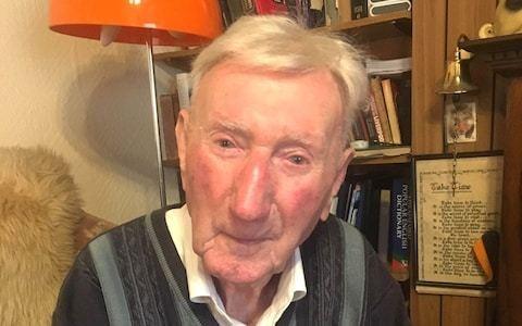 WW2 survivor, 98, appeals for fellow Nazi camp detainees