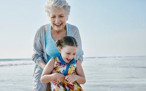 How to talk to young children about dementia