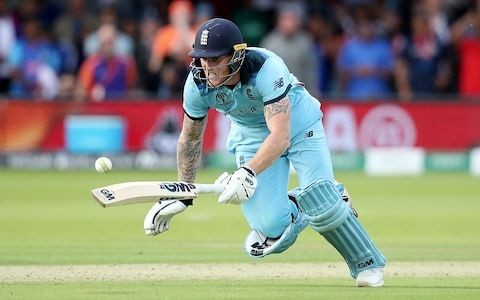 Luck was the key factor in England's Cricket World Cup triumph, but does not detract from it