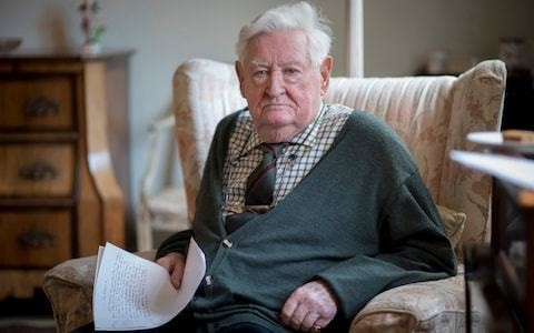 Lord Bramall was interviewed by police over paedophile claims just days after his wife died