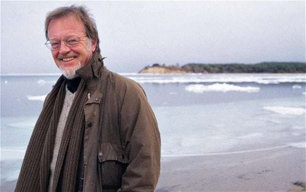 Game of Thrones? It's just dragons and nudity, says Bernard Cornwell