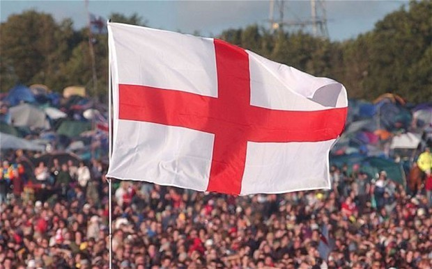 World Cup 2014: where are all the England flags?