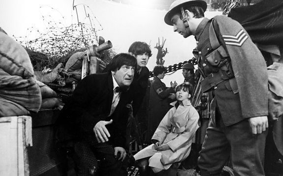 When Patrick Troughton went to war: is this Doctor Who at its history-making best?