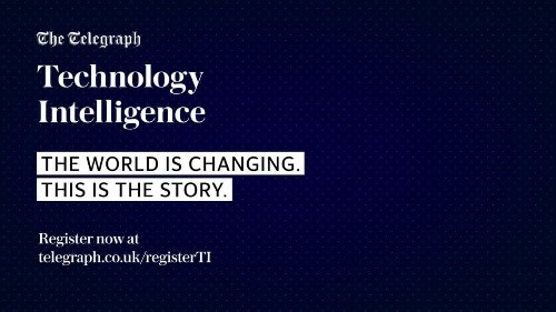Technology Intelligence: A major new journalism initiative from the Telegraph