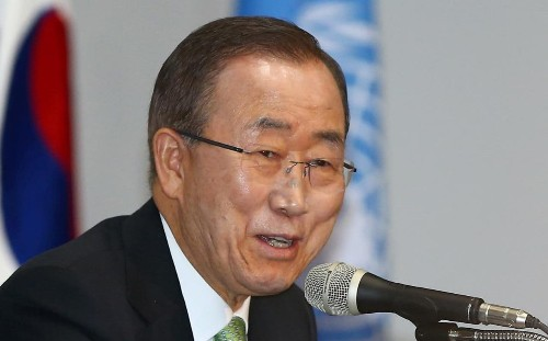 Does 'plodding' UN chief Ban Ki-moon have his eye on becoming South Korea's new president?