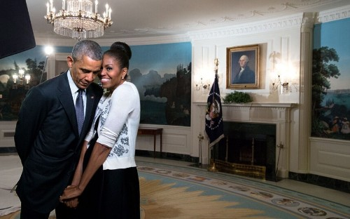 Behind the scenes at the White House with Obama's photographer Pete Souza - Telegraph