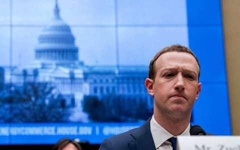 Facebook to be hit with record fine of up to $5bn over data scandals