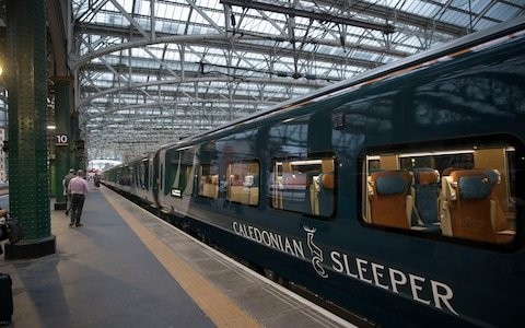 Caledonian Sleeper passengers woken up and kicked off train at Stafford after latest blow to hit new service