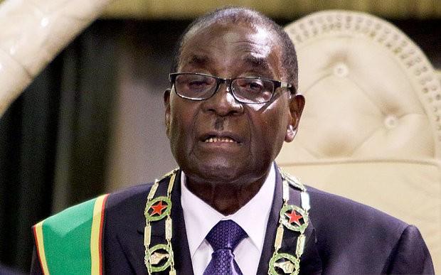Zimbabwe's Robert Mugabe delivers wrong speech in parliament