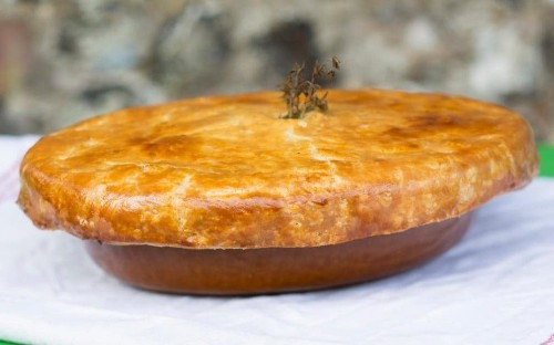 When is a pie not a pie? Mary Berry reignites food's greatest debate