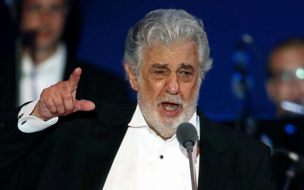Placido Domingo to return to stage after sexual harrassment scandal