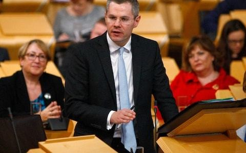Scottish budget increases by £800 million 'thanks to Westminster, not SNP tax powers'