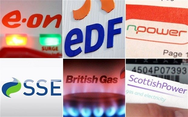 Complaints about energy giants triple in a year