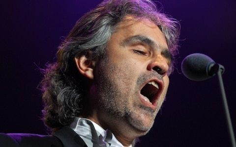 Andrea Bocelli defends Placido Domingo following harassment allegations