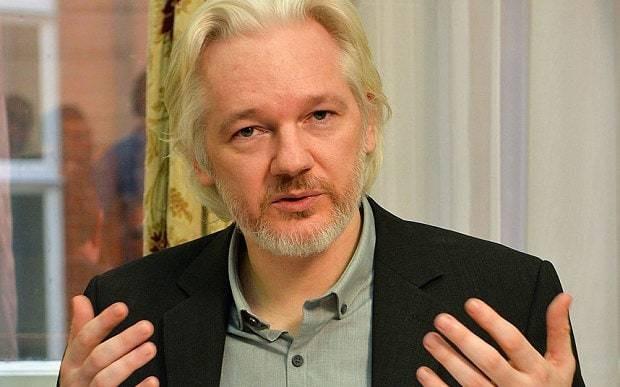 Julian Assange fears assassination attempt