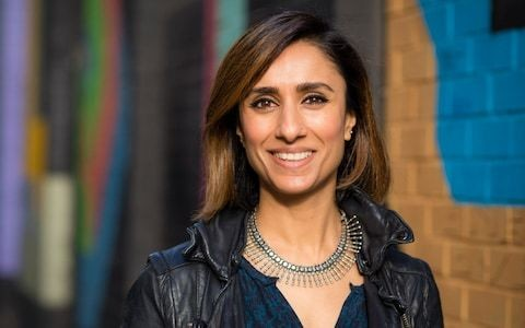 Anita Rani: 'posh white men are the default on TV'