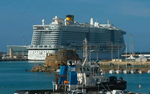 66 Britons among the 7,000 passengers and crew trapped on cruise ship in Italy over coronavirus fears