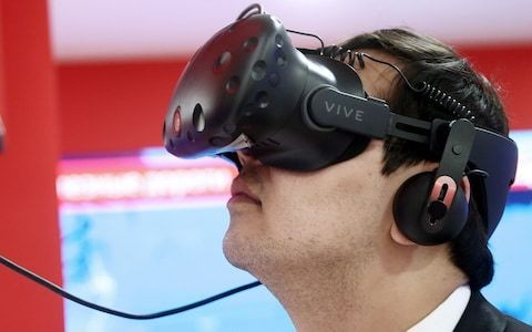 Virtual reality headset sales plummet as early hype wanes