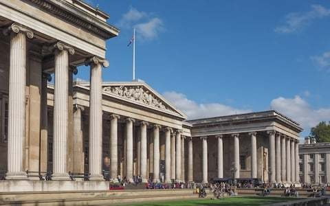 British Museum sees the light after visitor figures error