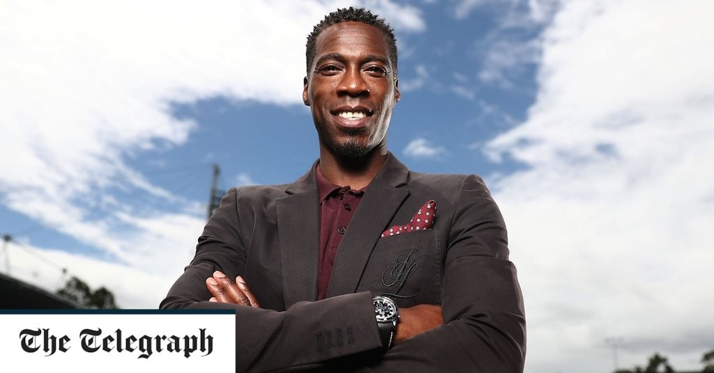 Christian Malcolm named new British Athletics head coach