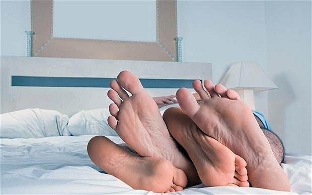 What's the best time to make love? An Oxford University sleep expert shares some tips