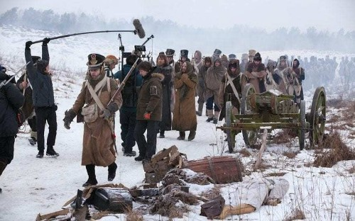War and Peace: on the set of the BBC's epic Tolstoy adaptation