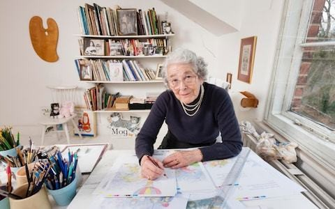 'People thought of Judith Kerr as a sweet old lady, but she was always the last one standing'