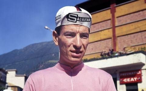 Felice Gimondi, cyclist who won all three grand tours – of France, Spain and Italy – but was dubbed 'the eternal runner-up' to Eddy Merckx – obituary