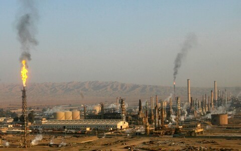 Islamic State may be defeated, but risks to Middle East oil remain