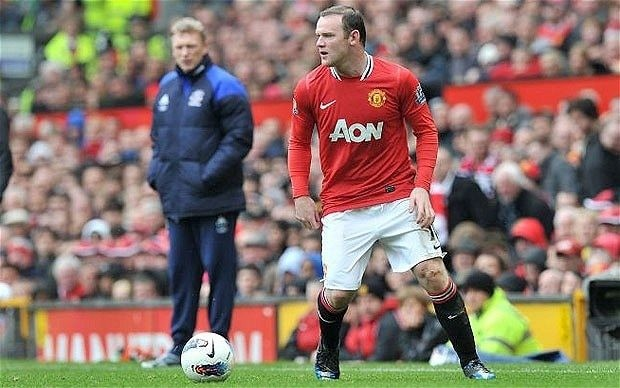 Wayne Rooney deletes 'Manchester United player' from Twitter bio