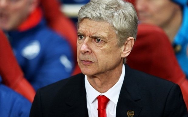 Arsene Wenger admits Arsenal 'deserve to be slaughtered' for Champions League defeat by Monaco