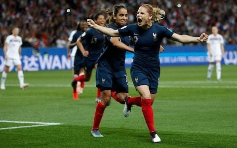 France survive calamitous own goal and given VAR redemption in win over Norway