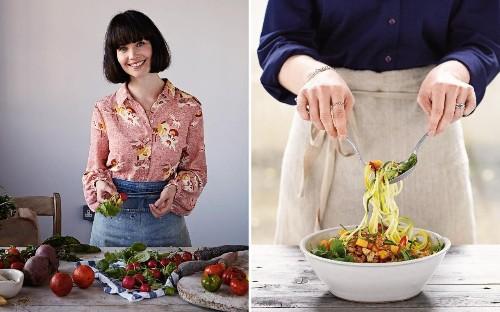 Áine Carlin: vegan, happy, and definitely not preachy