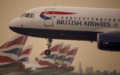 British Airways owner shakes up boardroom
