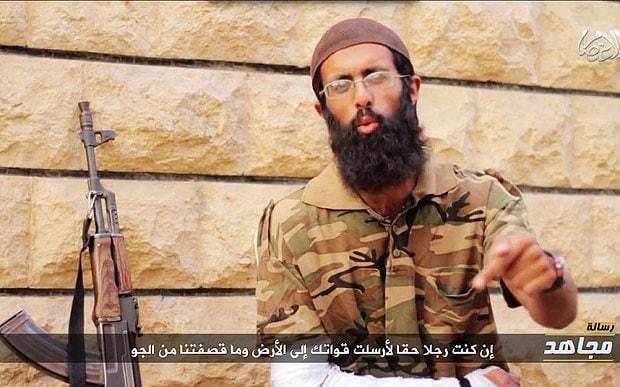 British jihadist calls for terror attacks in UK