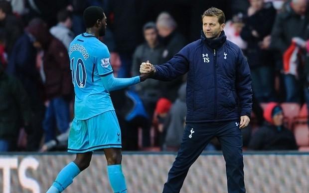 Emmanuel Adebayor set for Aston Villa loan move