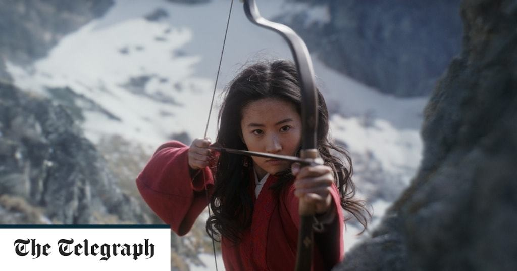 By releasing Mulan on demand, Disney is behaving as though it wants our cinemas to die