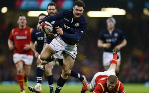 Duncan Taylor set for first Scotland appearance in over two years as they take on France in Rugby World Cup warm-up