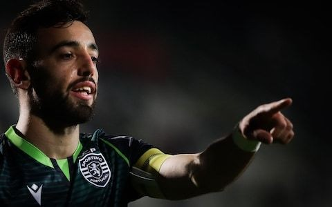 Man Utd's efforts to sign Bruno Fernandes hit impasse with club refusing to meet Sporting's £68m valuation