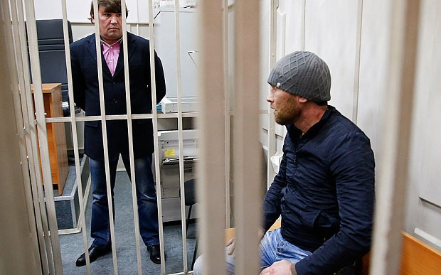 Two men charged with Nemtsov murder as another suspect dies in grenade explosion