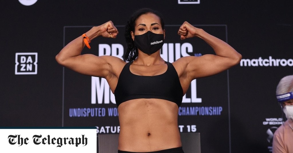Cecilia Braekhus, the First Lady of women's boxing, ready to make history in 26th defence of title