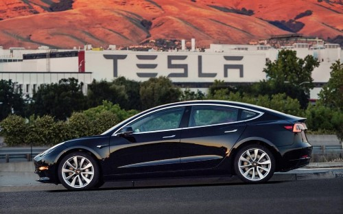 Elon Musk gets green light to deliver Tesla Model 3 cars in Europe
