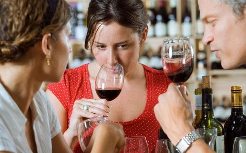Is a glass of wine a night healthy?