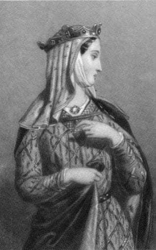 On this day in 1152: Eleanor of Aquitaine marries Henry II