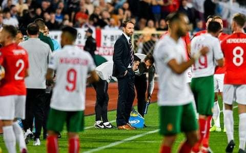 The inside story on Bulgaria's night of shame: Sam Wallace reconstructs the disgraceful events that marred England's victory in Sofia