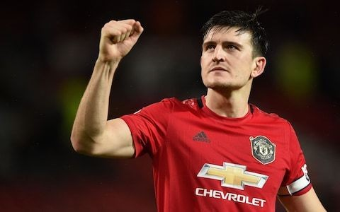 Harry Maguire handed Manchester United captain's armband as Ashley Young finalises move to Inter Milan